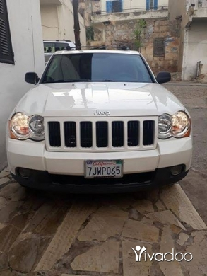 Jeep in Zgharta - Grand cherokee 2010 ajnabe .