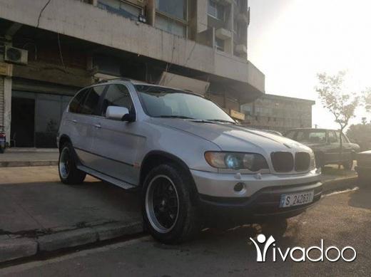 BMW in Tripoli - X5 v8 moudel 2000