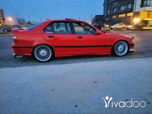 BMW in Tripoli - Bmw boy M3