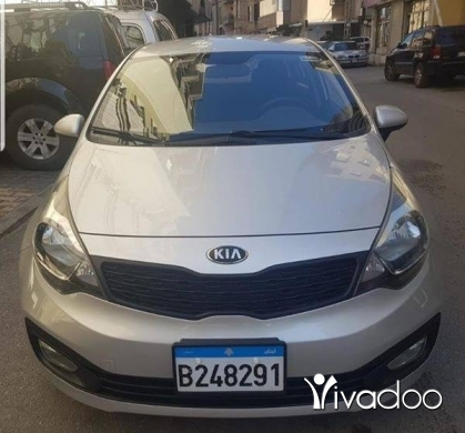 Kia in Borj Hammoud - kia rio 2013 full options