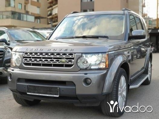 Land Rover in Beirut City - LR4 V8 HSE / Clean carfax