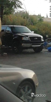 Ford in Tripoli - Ford  2008 bel waraa ba3do ajnabe