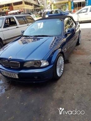 BMW in Tripoli - BMW 330 Moudel 2003