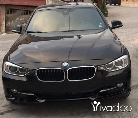BMW in Nabatyeh - F30 2012 full full