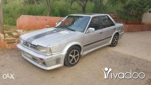 Nissan in Baabda - نيسان بلوبيرد ٨٩