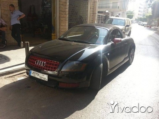 Audi in Beirut City - للبيع سياره أودي ت