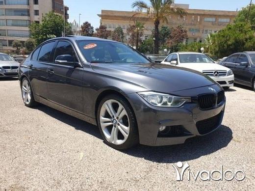 BMW in Port of Beirut - 2012 bmw F30 328i