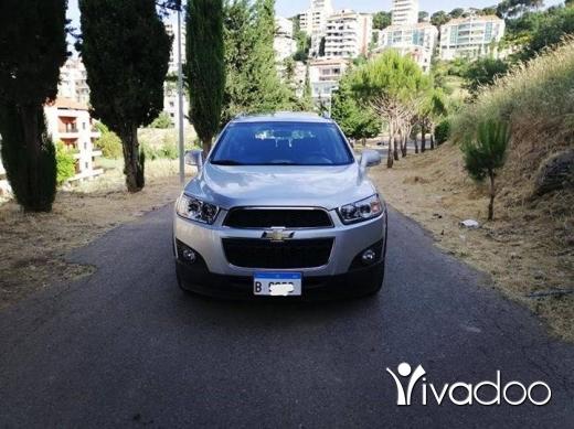 Chevrolet in Beirut City - Chevrolet captiva 2011