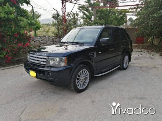 Land Rover in Beirut City - Range rover HSE sport 2006