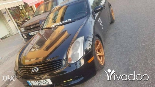 Infiniti in Beirut City - Infinty g35 /model /2004