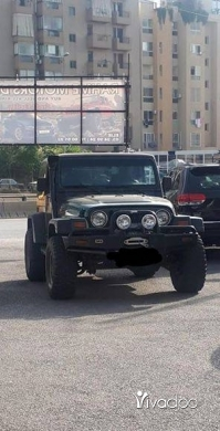 Jeep in Beirut City - For sale wrangler TJ 1998