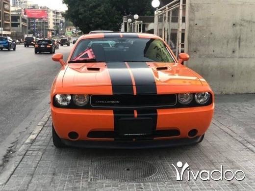 Dodge in Beirut City - dodge chalenger 2012
