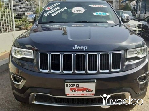 Jeep in Bouchrieh - Grand cherokee edition package 2014