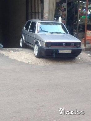 Volkswagen in Smar Jbeil - golf 1 sherke manfoda mn alba kela wbara mo3ayane 2019 enkad