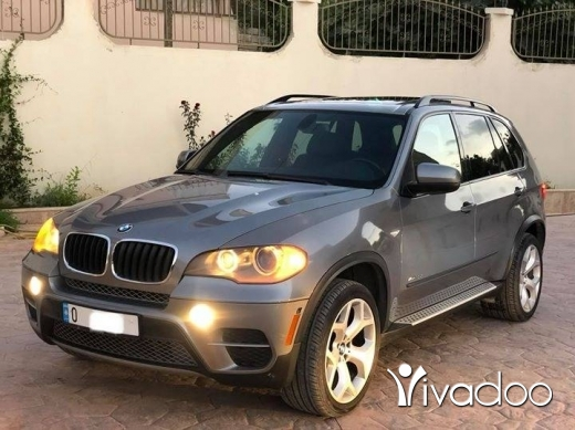 BMW in Saida - Bmw x5 2011 6 cyl twinturbo