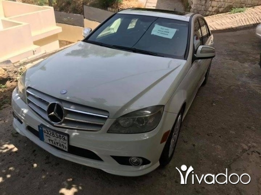 Mercedes-Benz in Hazmieh - mercedes c300 look AMG