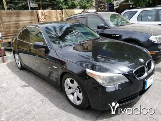 BMW in Beirut City - Bmw 530i 2004 black in black