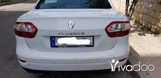 Renault in Saida - renault fluence 2011 vitesse