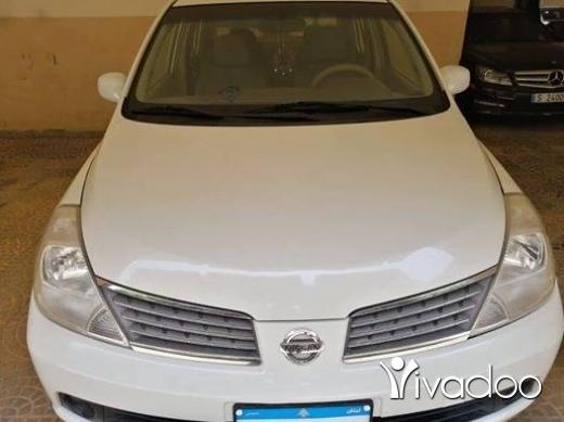 Nissan in Achrafieh - nissan tida 1.8