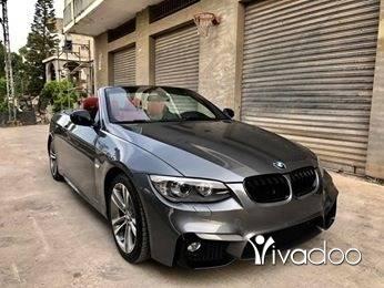 BMW in A'aba - E93 2011 lci 328i