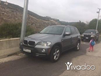BMW in Achrafieh - BMW X 5 2008 gray