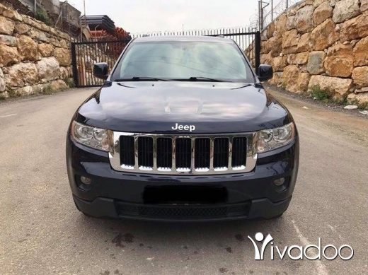 Jeep in Beirut City - Jeep Grand Cherokee 2011 imported