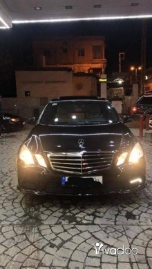 Mercedes-Benz in Zahleh - mercedes benz E350 2011