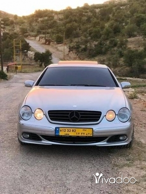 Mercedes-Benz in Menyeh - 2003