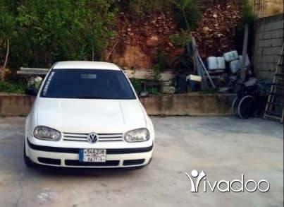 Volkswagen in Beirut City - Golf 4  2003