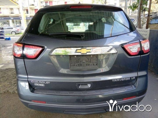 Chevrolet in Beirut City - Chevrolet traverse 2014