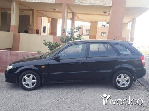Mazda in Dbayeh - Mazda 323f model 2002 in excellent condition