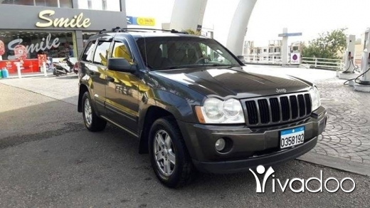 Jeep in Dbayeh - Grand Cherokee 2005 in excellent condition
