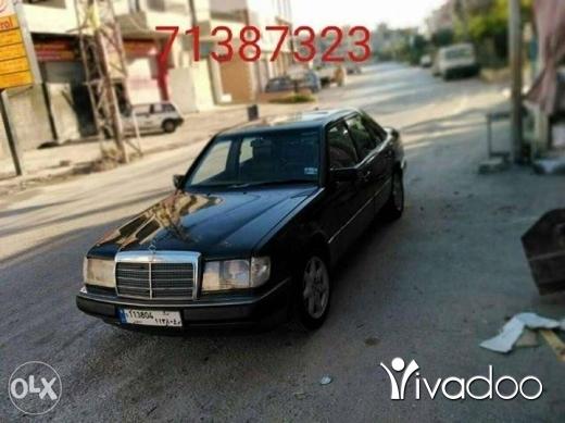 Mercedes-Benz in Sarafande - Mercedes 300 mfwle