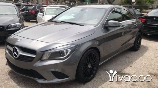 Mercedes-Benz in Beirut City - Cla250 2014