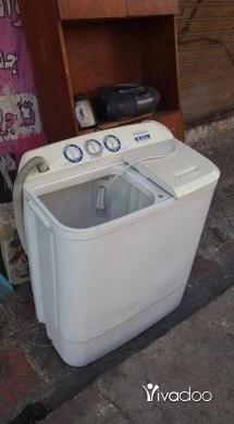 غسالة ملابس في طرابلس - للبيع غسالة جرنين 7كيلو