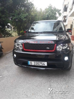 Land Rover in Beirut City - Range Rover