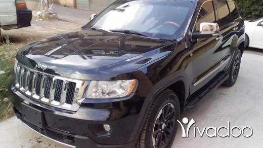 Jeep in Beirut City - Grand Cherokee black clean carfax excellent