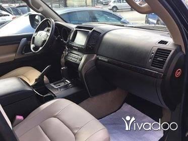Toyota in Beirut City - 2012 Toyota Landcruiser V8