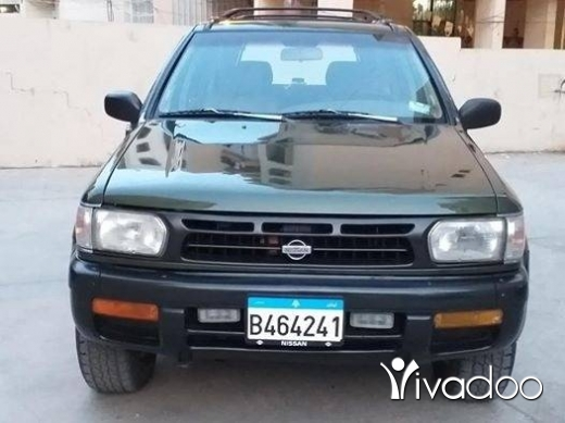 Nissan in Tripoli - Pathfinder