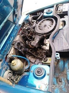 Renault in Tripoli - رينو ٥ انقاد موديل ٨٦