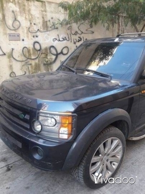 Land Rover in Tripoli - رنج موديل ٢٠٠٥
