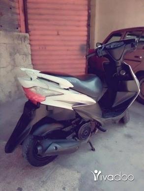 Barossa in Tripoli - motorcycle