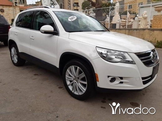 Volkswagen in Beirut City - Tiguan