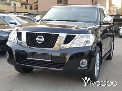 Nissan in Beirut City - Nissan Patrol V8 in Excellent condition !
