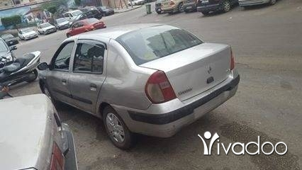 Renault in Port of Beirut - رينو كليو موديل ٢٠٠٦