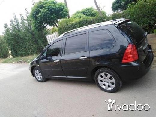 Peugeot in Chtaura - بيجو ٣٠٧ موديل ٢٠٠٦ انقاض