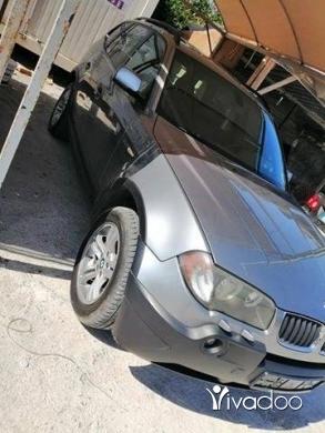 BMW in Sour - BMW X3