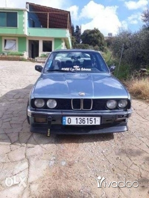 BMW in Port of Beirut - e30 318 4 cylender