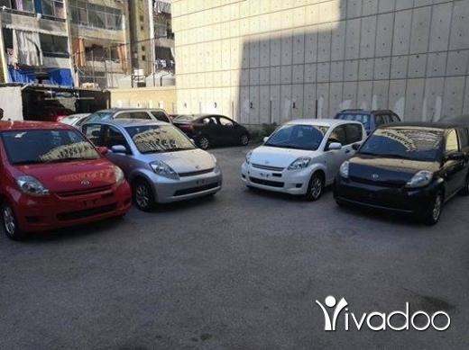 Daihatsu in Port of Beirut - Diahatsu sirion 2017
