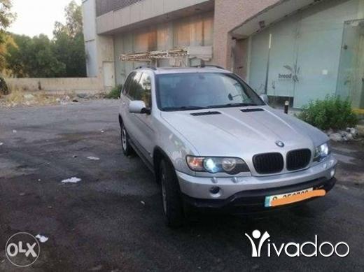 BMW in Zefta - x5 2001